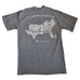 Southern Flight T-Shirt Grey
