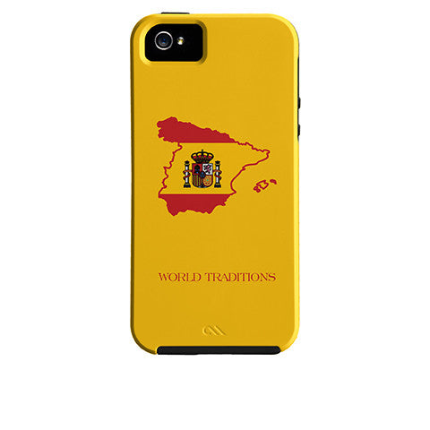 Spain Traditional iPhone Case