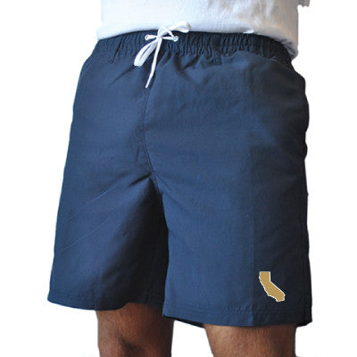 California Gameday Swimwear Navy