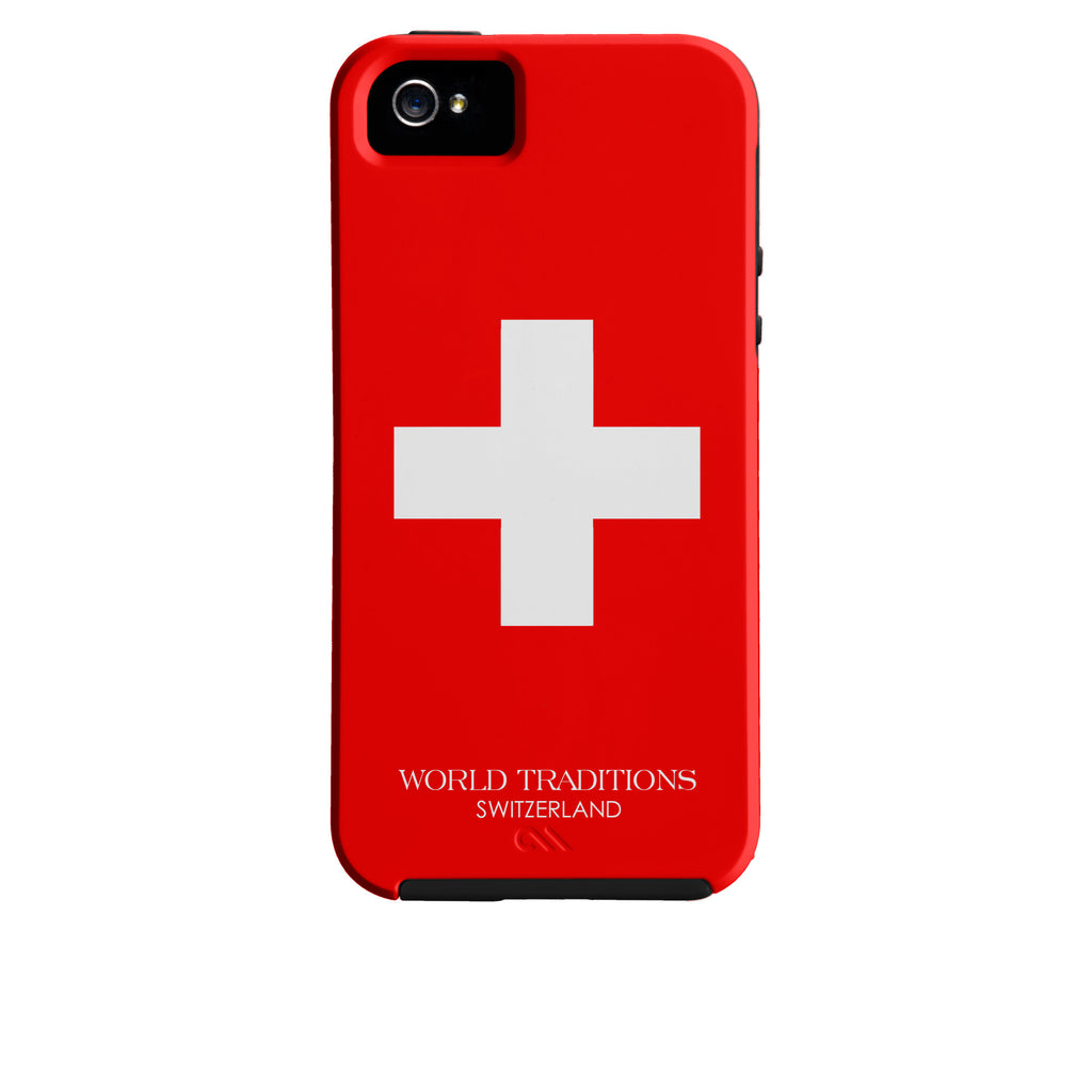 Switzerland Flag iPhone Case