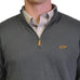 Tennessee Knoxville 1/4-Zip Pullover Grey