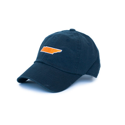 Tennessee Knoxville Gameday Hat Black