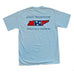 Tennessee Nashville Traditional T-Shirt Light Blue