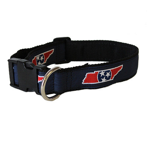 Tennessee Traditional Dog Collar