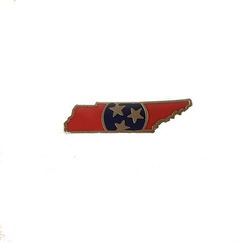Tennessee Traditional Lapel Pin