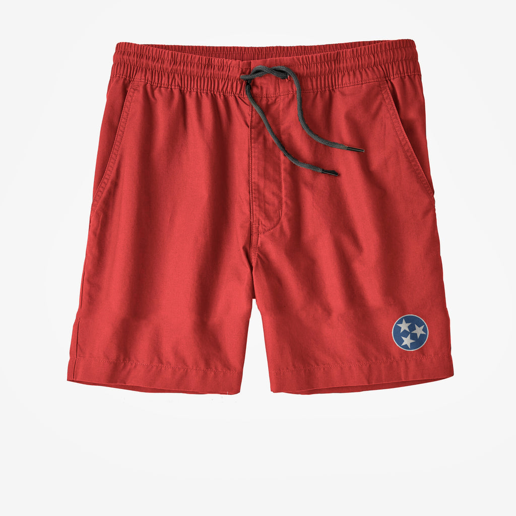 Tennessee Flag Swim Trunks