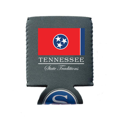 Tennessee Flag Koozie