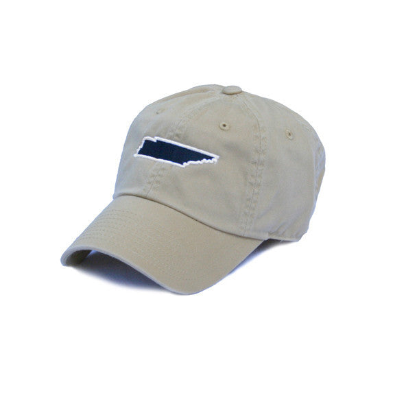 Tennessee Nashville Gameday Hat Gold