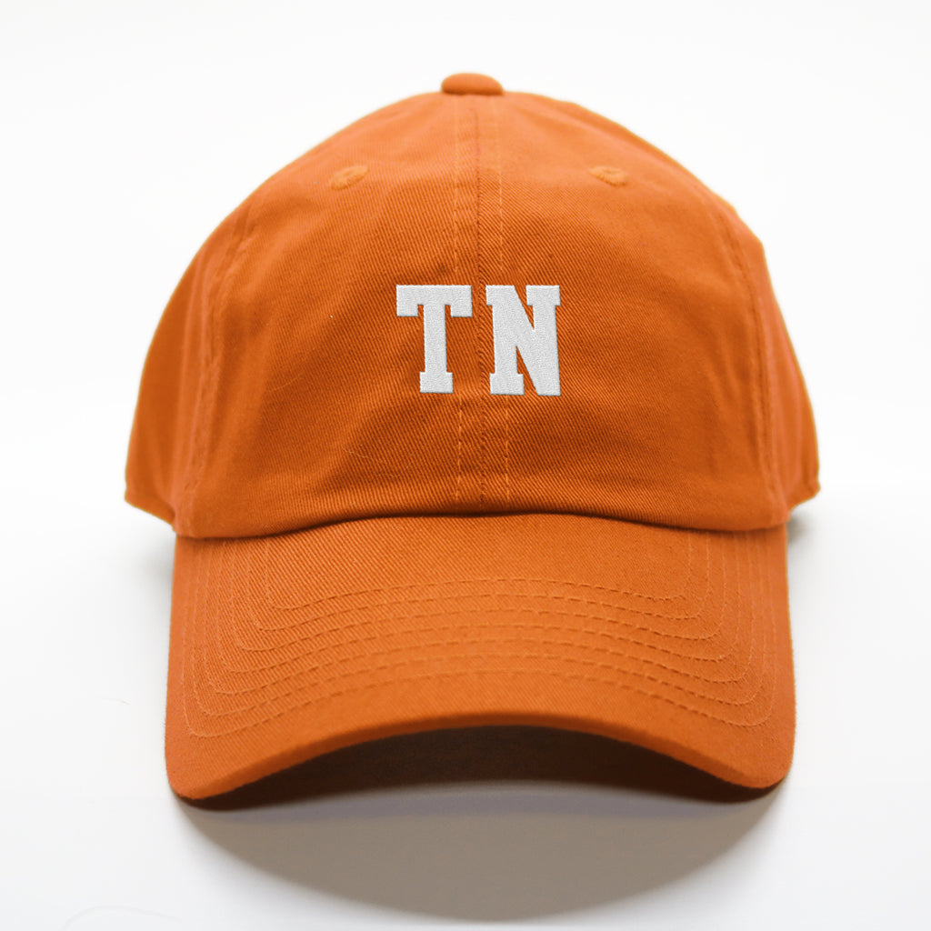 """TN"" Tennessee Gameday Letterman Hat"