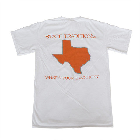 Texas Austin Gameday T-Shirt White