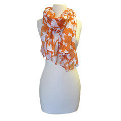 Texas Gameday Scarf Orange