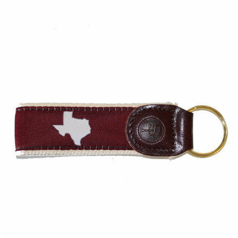 Texas College Station Gameday Key Fob
