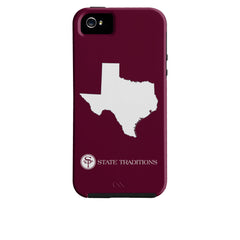 Texas College Station Gameday iPhone Case