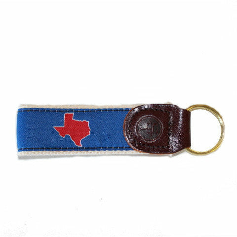 Texas Dallas Gameday Key Fob
