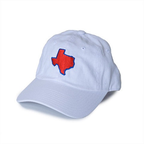 Texas Dallas Gameday Hat White