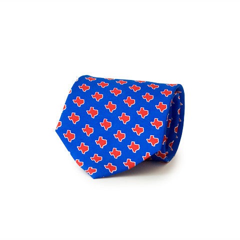 Texas Dallas Gameday Tie