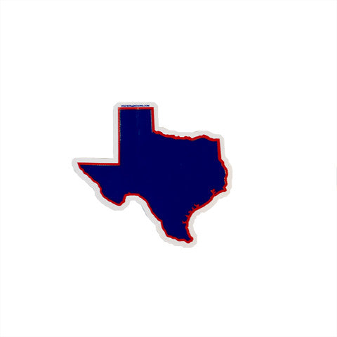 Texas Dallas Gameday Sticker