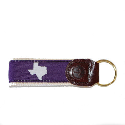 Texas Fort Worth Gameday Key Fob