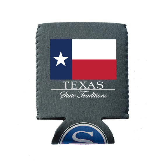 Texas Flag Koozie