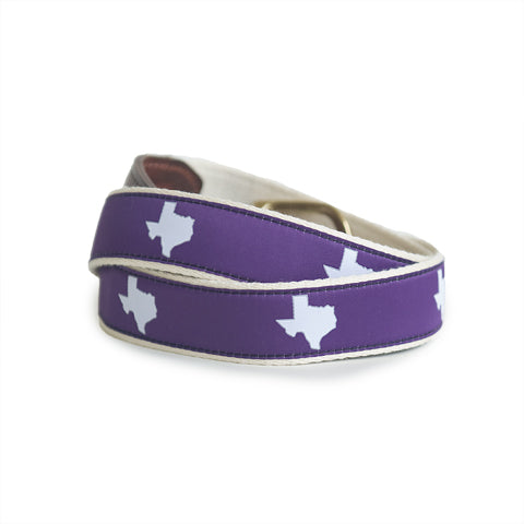 Texas Fort Worth Gameday Belt
