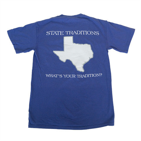 Texas Fort Worth Gameday T-Shirt Purple