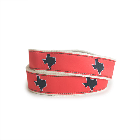 Texas Lubbock Gameday Belt