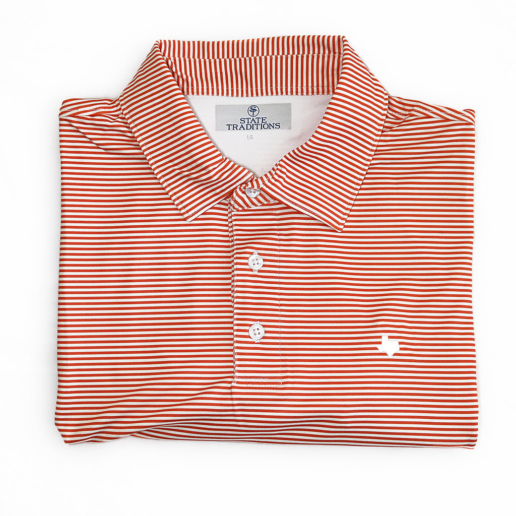 "Texas Austin Gameday ""Tips"" Polo"