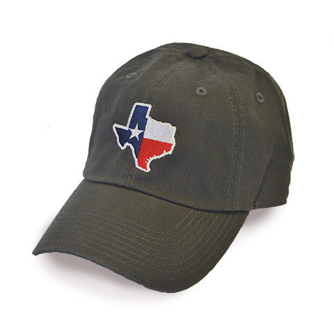 Texas Traditional Hat Charcoal