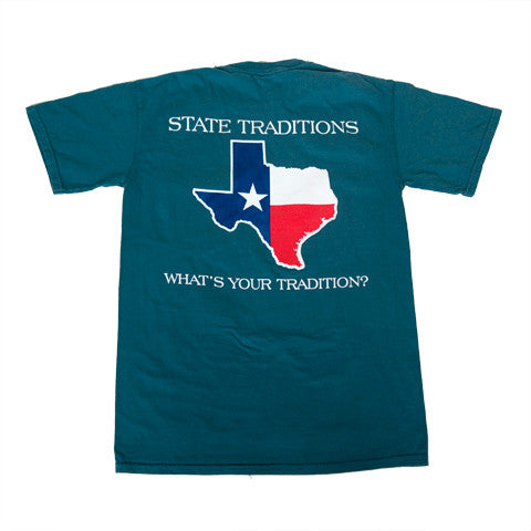 Texas Traditional T-Shirt Sea