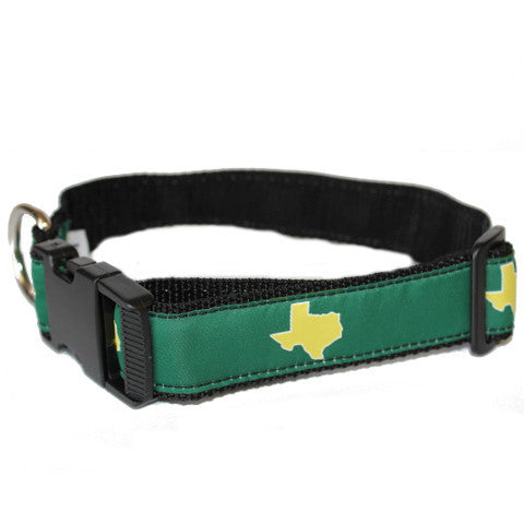 Texas Waco Gameday Dog Collar
