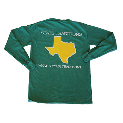 Texas Waco Gameday Long Sleeve T-Shirt