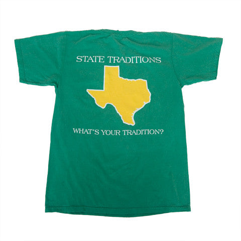 Texas Waco Gameday T-Shirt Green