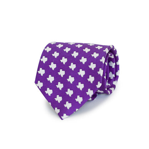 Texas Fort Worth Gameday Tie