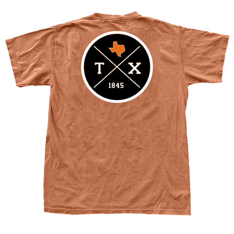 Texas Gameday Crossing T-Shirt