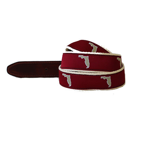 Florida Tallahassee Gameday Belt
