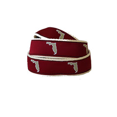Florida Tallahassee Gameday Youth Belt