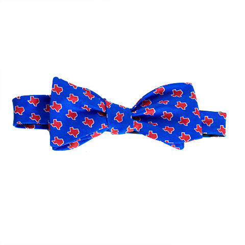 Texas Dallas Gameday Bow Tie