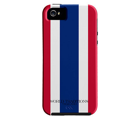Thailand Flag iPhone Case