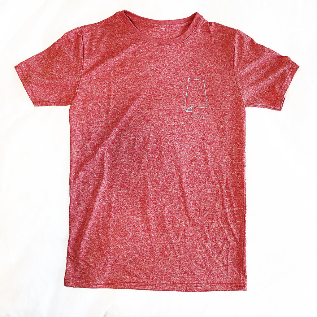 Tuscaloosa Hometown Performance T-Shirt