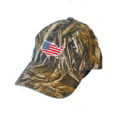 America Traditional Hat Max 5 Camo