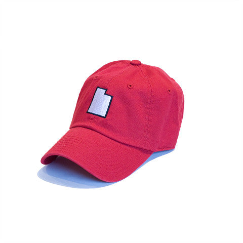 Utah Gameday Hat Red