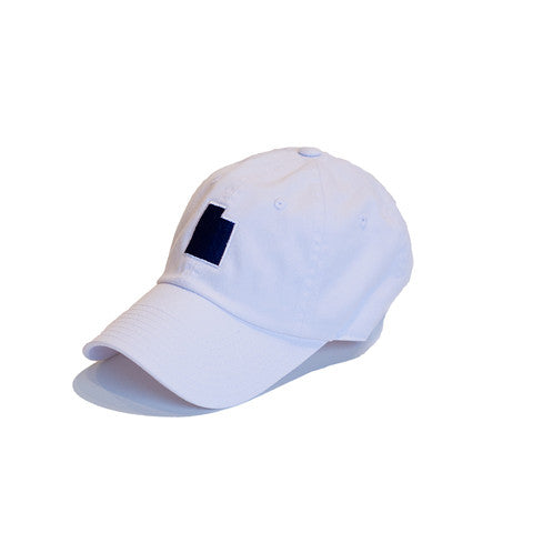 Utah Provo Gameday Hat White