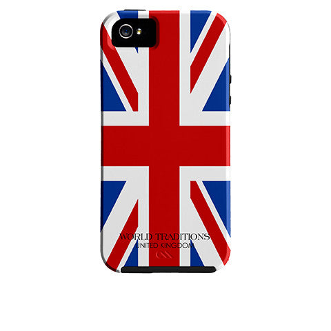 United Kingdom Flag iPhone Case