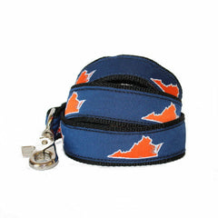 Virginia Charlottesville Gameday Dog Leash/Lead
