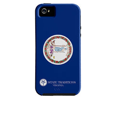Virginia Flag iPhone Case