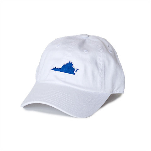 Virginia Lexington Gameday Hat White