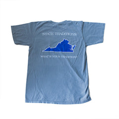 Virginia Lexington Gameday T-Shirt Grey