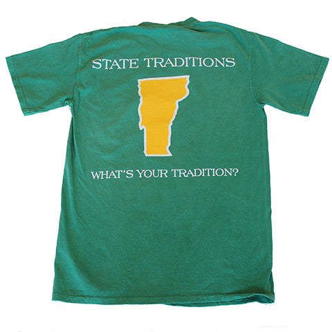 Vermont Burlington Gameday T-Shirt