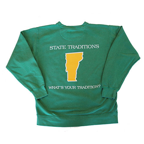Vermont Burlington Gameday Sweatshirt