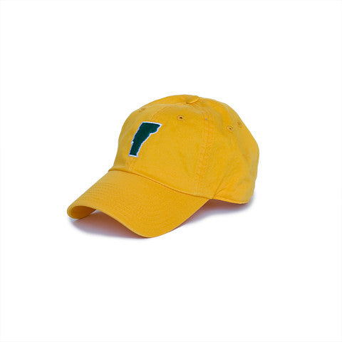 Vermont Burlington Gameday Hat Gold